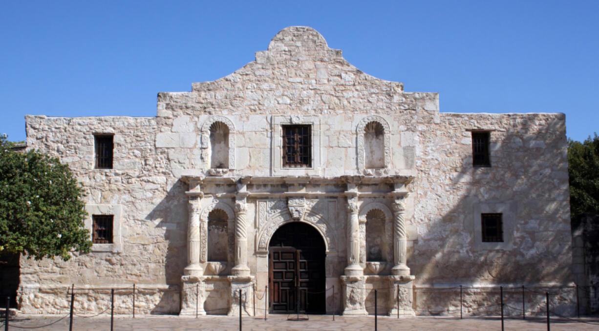 A new book about the Alamo has ignited debate over the San Antonio, Texas, landmark.