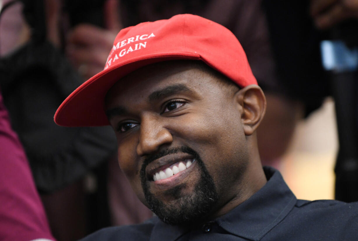 """Kanye West's new album """"Donda"""" was released Aug. 29."""