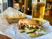 Goon Burger is a pop-up shop at Hungry Sasquatch on Tuesdays.