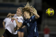 Camas girls soccer topples Hockinson, 3-1 sports photo gallery