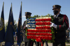 Vancouver 9/11 Remembrance Ceremony news photo gallery
