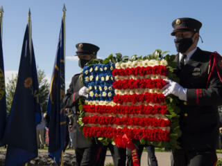 Vancouver 9/11 Remembrance Ceremony