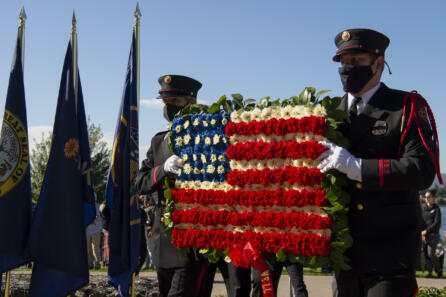 Vancouver 9/11 Remembrance Ceremony photo gallery