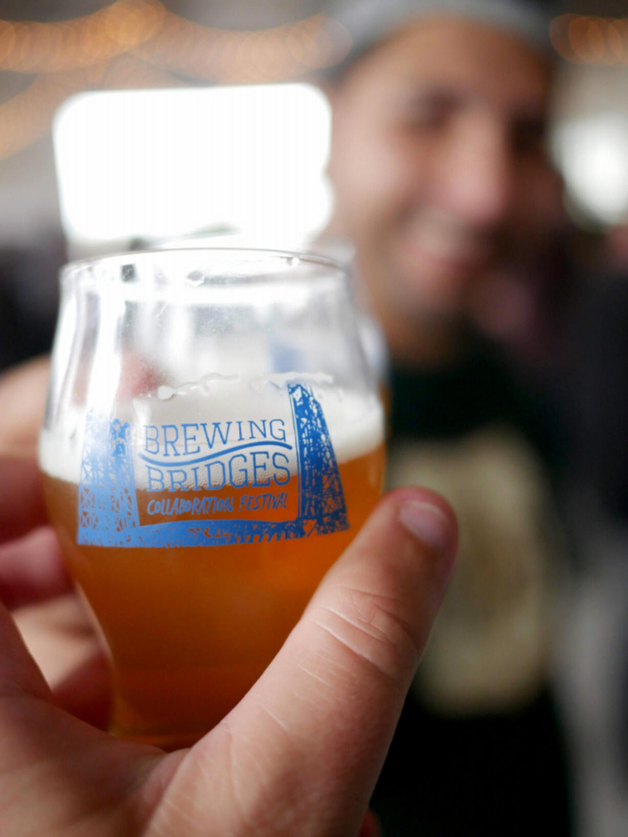 The Brewing Bridges Collaboration Festival features collaboratively brewed beer from Southwest Washington and Portland.