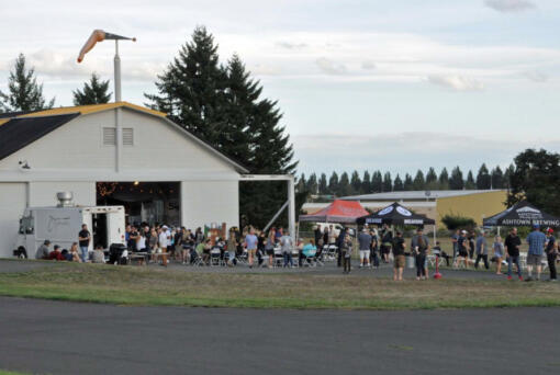 The Brewing Bridges Collaboration Festival runs from 3 to 8 p.m. Saturday at Pearson Air Museum in Vancouver.