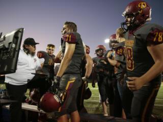 Prairie vs. Kelso football