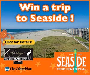 2021 Seaside Escape Sweepstakes contest promotional image