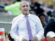 North Carolina Courage head coach Paul Riley was fired, effective immediately, after allegations of sexual harassment and misconduct. The allegations were first reported by The Athletic in a story Thursday, Sept. 30, 2021, that detailed misconduct stretching back more than a decade, including his time as head coach of the Portland Thorns.
