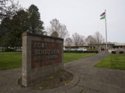 Fort Vancouver High School.