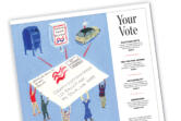 """""""Your Vote"""" from The Spokesman-Review and the League of Women Voters  of Washington"""