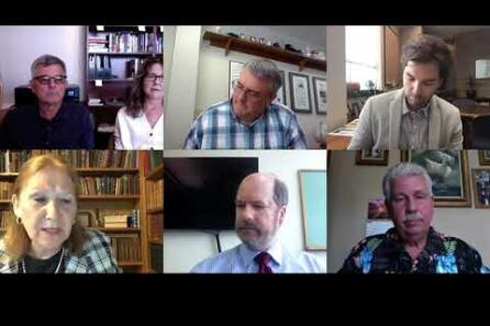 Vancouver mayoral candidates meet with The Columbian's Editorial Board video