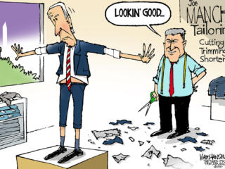 Editorial Cartoons for week of Oct. 24