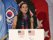 National Women's Soccer League Commissioner Lisa Baird is out after some 19 months on the job amid allegations that a former coach engaged in sexual harassment and misconduct toward players, a person with knowledge of the situation told The Associated Press. The person spoke to the AP on the condition of anonymity because the move Friday, Oct. 1, 2021 had not been made public.