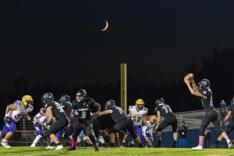 Columbia River vs. Hockinson football sports photo gallery