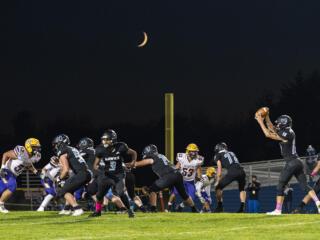 Columbia River vs. Hockinson football