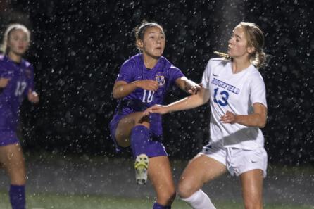 Columbia River vs. Ridgefield Girls Soccer photo gallery
