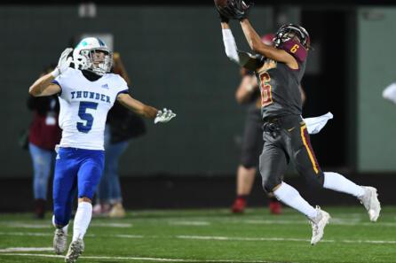 Mountain View vs. Prairie football, Oct. 15 photo gallery