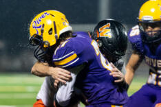 Washougal at Columbia River football, Oct. 21 sports photo gallery