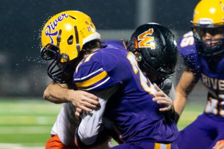 Washougal at Columbia River football, Oct. 21 photo gallery