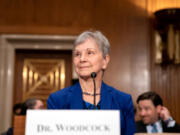 Janet Woodcock, Acting Commissioner of the U.S. Food and Drug Administration, arrives to testify before the Senate Health, Education, Labor, and Pensions Committee at the Dirksen Senate Office Building on July 20, 2021 in Washington, DC.