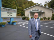Pastor Billy Joe Lewis was all in favor when a local health worker suggested a covid vaccine clinic in the parking lot of his Full Gospel Church of Jesus Christ in Smilax, Kentucky. ???We???ve still got to use common sense,??? he says. ???Anything that can ward off suffering and death, I think, is a wonderful thing.???