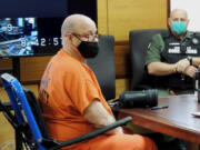 David Croswell is sentenced to 8 1/2  years in prison after he fatally struck two German tourists with his car in June 2019 on the beach at Sandy Swimming Hole. He pleaded guilty to one count of vehicular homicide last month in Clark County Superior Court.