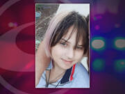 Aaliyah Jackson was last seen at her home in Vancouver about 4:30 p.m. Monday.