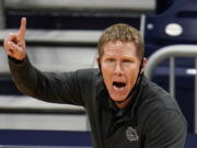 Gonzaga coach Mark Few has pleaded guilty to misdemeanor driving under the influence in Idaho and must pay a fine of $1,000 in lieu of spending four days in jail, it was reported Wednesday, Oct. 20, 2021.