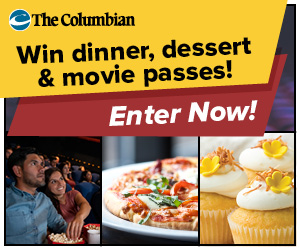 Dinner & A Movie Sweepstakes – The Sequel! contest promotional image