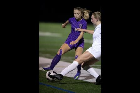 Highlights: Columbia River girls soccer beats Ridgefield 2-1 video