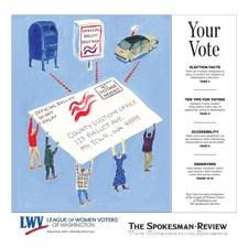 Your Vote: A guide to voting in Washington